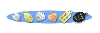 laser engraved jewelry tags custom laser engraving