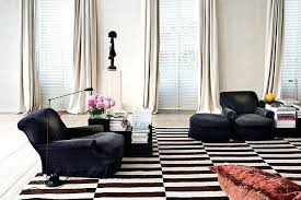 black and white striped rug ikea living room in with rug black and white striped rug ikea australia