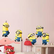 Minions Bedroom Wallpaper Aliexpresscom Buy Wholesale Cartoon Despicable Me 2 Minions