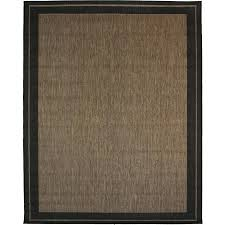 home ideas professional square outdoor rugs new haven havanah and black machine made nature