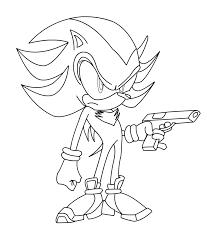 Shadow The Hedgehog Gun Shadow The