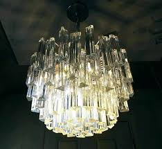 home exquisite faux crystal chandeliers 42 fake chandelier prism 3 how to make a small