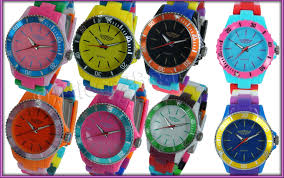 new wrist watch multi coloured watches face toy style strap mens womens wrist watch multi coloured watches face toy style strap mens ladies