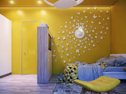 yellow wall decor for bedroom. Delighful Decor Bedroom Astounding Teenage Wall Decor Ideas Cute Crafts To Decorate Your  Room Yellow Color Inside For Bedroom