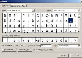 Online keyboard to type the characters and symbols of the international phonetic alphabet (ipa). Ipa Phonetic Alphabet Font