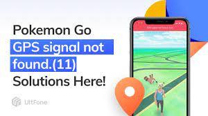 Pokemon Go - GPS Signal Not Found Error 11 Fix - UltFone - YouTube