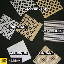 perforated sheet metal lowes best finest aluminum sheeting lowes 10 37444