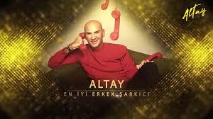 Altay Biber - Altay - Pantene Altın Kelebek - En İyi Erkek Şarkıcı