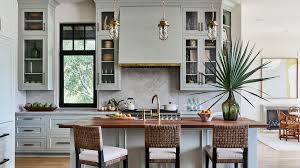 beach kitchen design. Kitchen With A Neutral Palette Beach Design