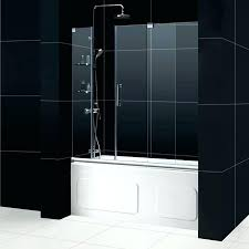 terrific frameless sliding bathtub shower doors bathtubs mirage tub door mirage tub door mirage sliding shower