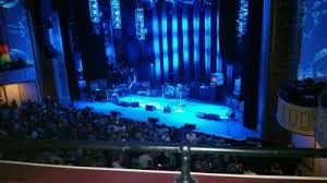 capitol theatre port chester section loge row bb seat