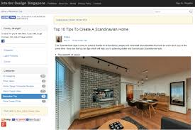 Small Picture 9 Useful Singapore Websites for Home Renovation and Interior