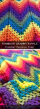 Ripple Afghan Pattern Magnificent Inspiration
