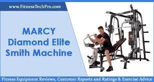 Marcy Diamond Elite Smith Machine Manual