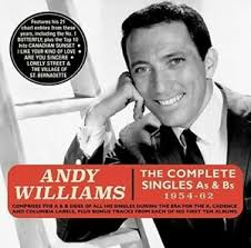 Cd Chart Singles To Buy Details About Andy Williams Complete Singles As Bs 1954 62 New Cd
