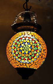 Handmade Lighting Lamp Indian Ceiling Glass Lamp Shade Buy Stained