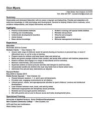 Bbebfeeceabf Unique Babysitting Resume Template Resumes Examples