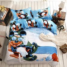 cute mickey mouse twin bedding