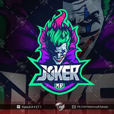 Bear follow us for more sport logo update • • by.neon joker mascot logo design. Joker Logo Joker Logo Logo Design Art Game Logo Design