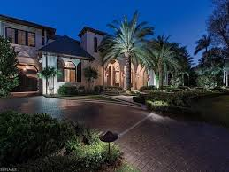 Vision Landscape Lighting Naples Fl Beautiful Canary Island Date Palm Tree And Other Exotic