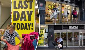 Shoppers Hit Bhs Closing Sale But Read This Before You Buy Anything