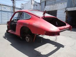 Restoration Design Porsche Parts 1968 Porsche 912 Coupe Project Car For Parts Or