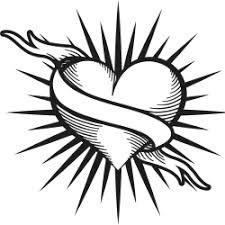 Hervorragen herz nahen vorlage sie kennen mussen. Herz Tattoovorlagen Motive Zu Liebe Und Liebeskummer