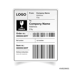 Shipping Labels Templates