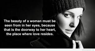 Quote Of Beauty In A Woman Best Of Beauty Woman Quotes