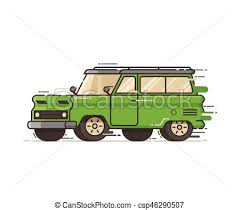 car driving fast clipart. Interesting Fast SUV Car In Motion  Csp46290507 Intended Driving Fast Clipart I