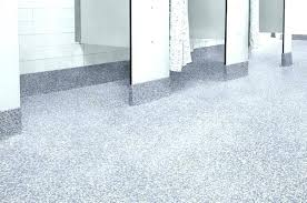shower locker room showers flooring paint for concrete pan floor best how to refinish outdated