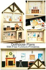 free dollhouse furniture patterns. Dollhouse Furniture Plans Kids Free Building With A Huge Set Of . Patterns