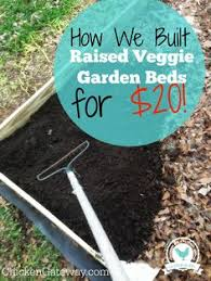 how to make a raised vegetable garden. How To Build Cheap, Quick Raised Vegetable Garden Beds On A Tiny Budget. Come See Our Budget Friendly Beds. Make