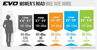 64 Conclusive Ladies Mountain Bike Size Chart