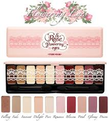 korean beauty s from etude house yingjie etude house fall 2016 rose