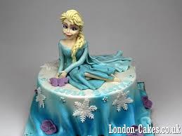 Birthday Cake Frozen Frozen Cakes In London Entitlementtrapcom
