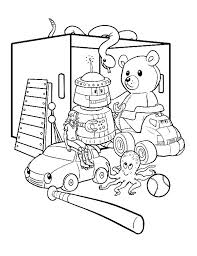 Toy Coloring Pages Baby Toys Coloring Pages Toys Coloring Pages Toy