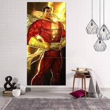 superhero wall art canvas art prints