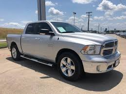 McKinney Bright Silver Clearcoat Metallic 2016 Ram 1500 Used for ...