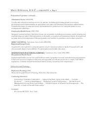 Career Objectives Examples For Resumes Examples Of Job Targets