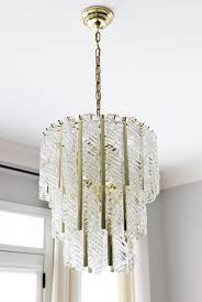 vintage venini murano glass chandelier am dolce vita