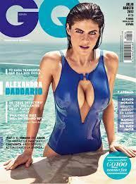5 Ways Alexandra Daddario Wows 'GQ Spain' 2017 Cover! - Villain Media
