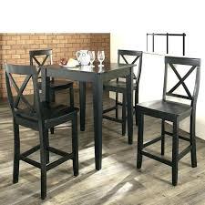 pub table and stool sets pub bar table set bar wonderful pub table and 4 chairs