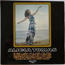 Alicia Tomas – Alicia Tomas (1973, Vinyl) - Discogs
