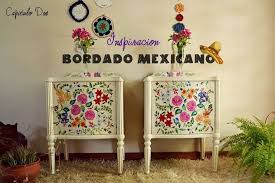 mexican painted furnitureHow Can I Liven up These Boring Nightstands  Hometalk
