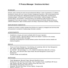 junior product manager resume appealing architecture resume template and it product manager others appealing solutions junior product manager resume