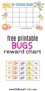 Reward Chart Stickers Free Printable Toddler Sticker Chart Printable Bismi Margarethaydon Com