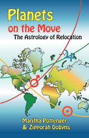 Relocation Astrology Free Chart Planets On The Move The Astrology Of Relocation Amazon In