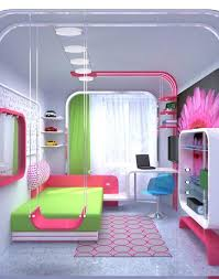 modern bedroom design for teenage girl. Here Is Another Bedroom With A Swing. If I Had One, Would Swing And Write My Diary, Read Stories To Fluff Ster (imaginary Friend. Modern Design For Teenage Girl