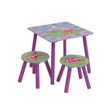 Peppa Pig Bedroom Furniture Peppa Pig Table And Chairs Toys R Us Australia Big Kid
